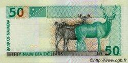 50 Namibia Dollars NAMIBIE  1999 P.07a NEUF