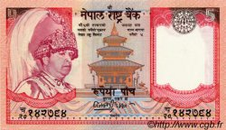 5 Rupees NÉPAL  2002 P.46 NEUF