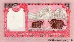 5 Rupees NÉPAL  2002 P.46