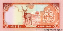 20 Rupees NÉPAL  2002 P.47 NEUF
