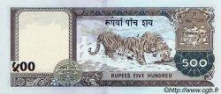 500 Rupees NÉPAL  2002 P.50 NEUF