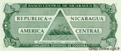 ½ Cordoba NICARAGUA  1991 P.171 NEUF