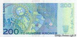 200 Kroner NORVÈGE  2003 P.50b NEUF