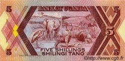 5 Shillings OUGANDA  1987 P.27 NEUF