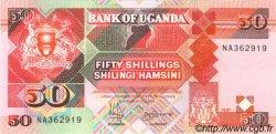 50 Shillings OUGANDA  1997 P.30c NEUF