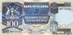 100 Shillings OUGANDA  1997 P.31c NEUF