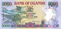 5000 Shillings OUGANDA  2002 P.40 NEUF