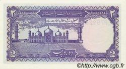 2 Rupees PAKISTAN  1986 P.37 NEUF