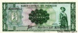 1 Guarani PARAGUAY  1963 P.193b NEUF