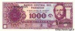 1000 Guaranies PARAGUAY  2002 P.221 NEUF
