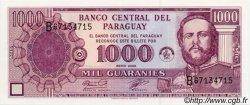 1000 Guaranies PARAGUAY  2003 P.214a NEUF