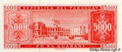 5000 Guaranies PARAGUAY  2003 P.220b NEUF