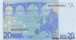 20 Euros PAYS-BAS  2002 €.120.05 NEUF