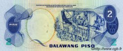 2 Piso PHILIPPINES  1981 P.166a NEUF