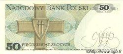 50 Zlotych POLOGNE  1988 P.142c NEUF
