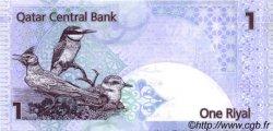1 Riyal QATAR  2003 P.20 NEUF