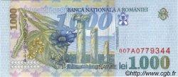 1000 Lei ROUMANIE  1998 P.106 pr.NEUF