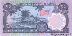 2 Tala SAMOA  1985 P.25 NEUF