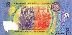 2 Tala SAMOA  1990 P.31 NEUF