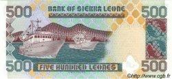 500 Leones SIERRA LEONE  1995 P.23a NEUF