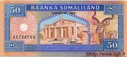 50 Shillings / 50 Shilin SOMALILAND  1996 P.04b NEUF
