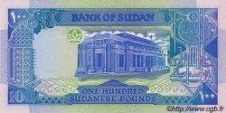 100 Pounds SOUDAN  1992 P.50 NEUF