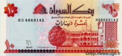 10 Dinars SOUDAN  1993 P.52a NEUF