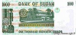 1000 Dinars SOUDAN  1996 P.59 NEUF