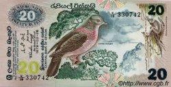 20 Rupees SRI LANKA  1979 P.086a NEUF