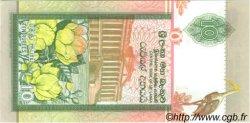 10 Rupees SRI LANKA  1995 P.108a NEUF