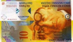 10 Franken SUISSE  1996 P.66b NEUF