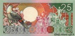 25 Gulden SURINAM  1988 P.132b NEUF