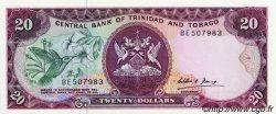 20 Dollars TRINIDAD et TOBAGO  1990 P.39b NEUF