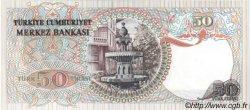 50 Lira TURQUIE  1976 P.188 NEUF