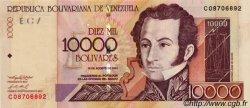 10000 Bolivares VENEZUELA  2001 P.095b NEUF