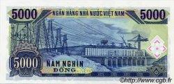 5000 Dong VIET NAM  1993 P.108a pr.NEUF