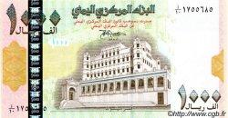 1000 Rials YÉMEN - RÉPUBLIQUE ARABE  1998 P.32 NEUF