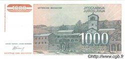 1000 Dinara YOUGOSLAVIE  1994 P.140a NEUF