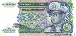 5000 Zaires ZAÏRE  1988 P.37b NEUF