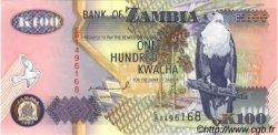 100 Kwacha ZAMBIE  1992 P.38a NEUF