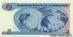 2 Dollars ZIMBABWE  1994 P.01c NEUF