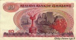 10 Dollars ZIMBABWE  1983 P.03d NEUF