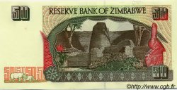 50 Dollars ZIMBABWE  1994 P.08 NEUF
