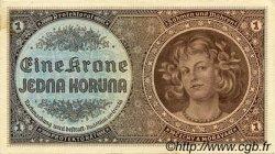 1 Koruna BOHÊME ET MORAVIE  1940 P.03a SUP