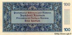 100 Korun BOHÊME ET MORAVIE  1940 P.06s NEUF
