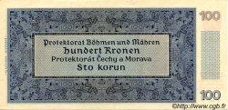 100 Korun BOHÊME ET MORAVIE  1940 P.07a pr.NEUF