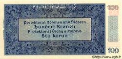 100 Korun BOHÊME ET MORAVIE  1940 P.07s NEUF