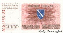 10000 Dinara BOSNIE HERZÉGOVINE  1993 P.017a NEUF