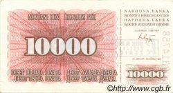 10000 Dinara BOSNIE HERZÉGOVINE  1993 P.017b SUP+