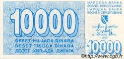 10000 Dinara BOSNIE HERZÉGOVINE  1993 P.028 NEUF